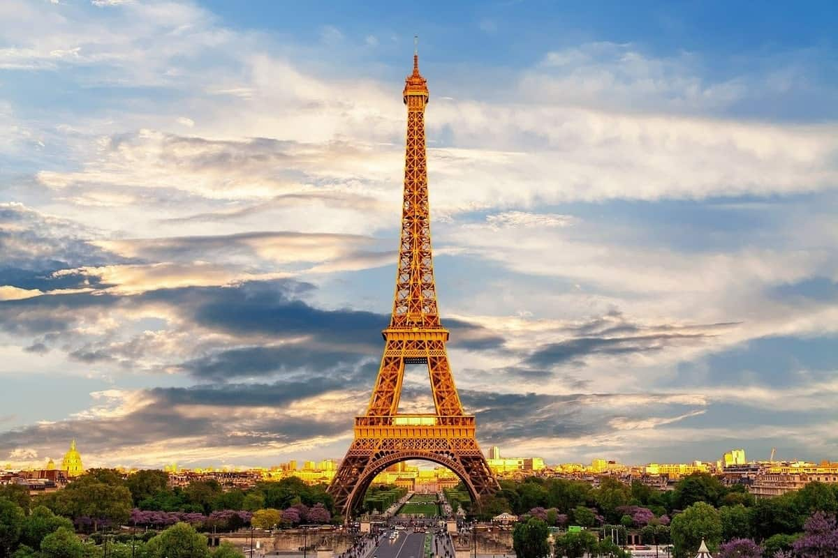 Eiffel Tower - Things to do in Paris Featured Image