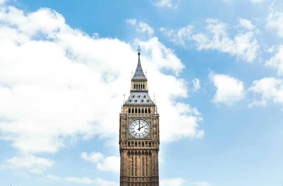 Best things to do In London. Big ben